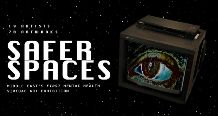 First Virtual Reality Mental Health Art Exhibition to be Held in the Middle East