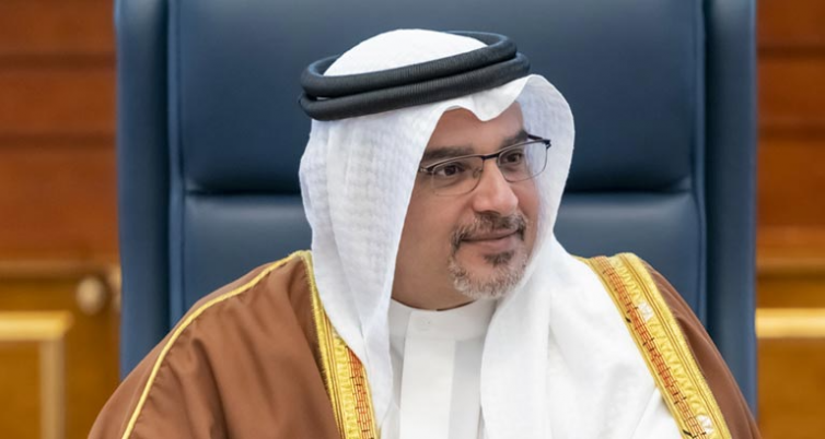 HRH the Crown Prince expresses thanks to his 6000 fellow volunteers in reaching the Kingdom's target for participation in the phase III COVID-19 vaccine trials