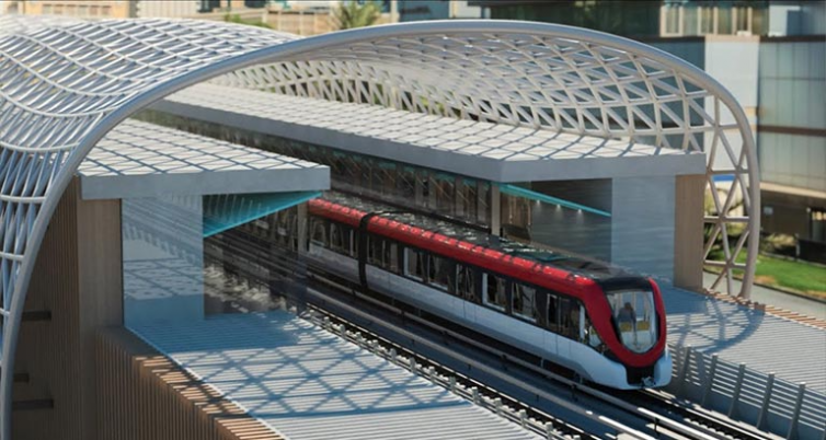 Bahrain approves first phase of 109km metro project
