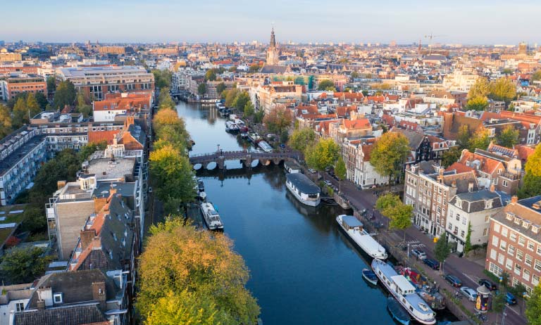 amsterdam is the best holiday destinations from bahrain