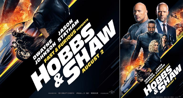 bahrain movie releases hobbs & shaw