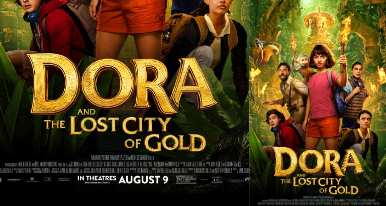 Bahrain Movie Dora and the Lost City of Gold