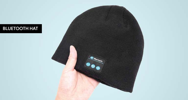 bahrain gadget Bluetooth Hat