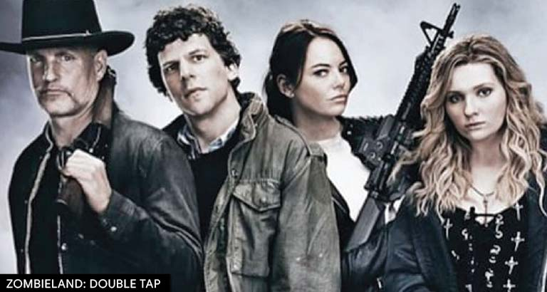 movie Zombieland: Double Tap release on october 11 at bahrain