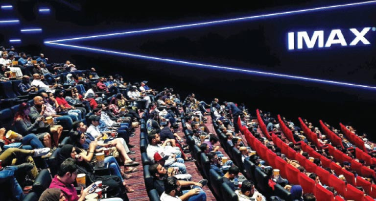 Mall Gets Imax