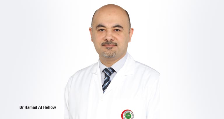 Dealing with Bladder Problems by Dr Hamad Al Hellow