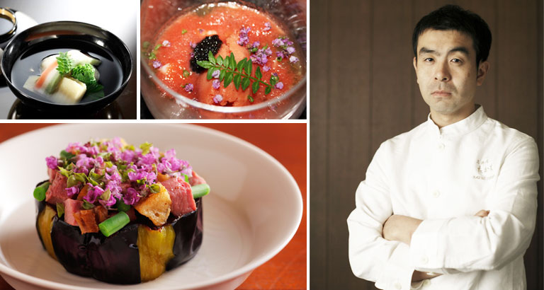 A Michelin-Starred Japanese Approach