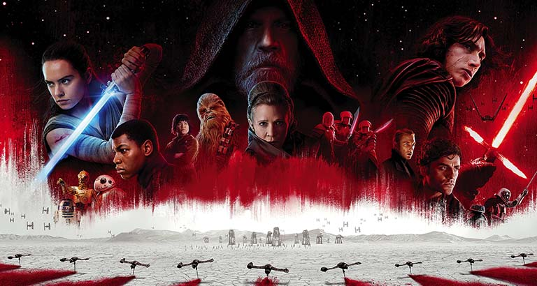 Film: Star Wars: The Last Jedi