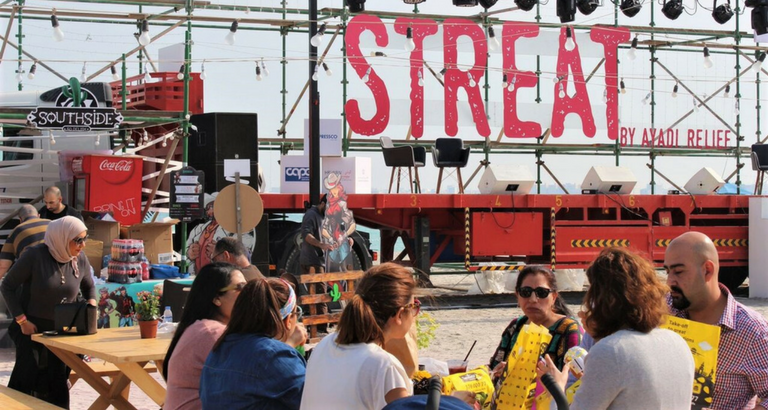 STREAT Food Festival 3rd Edition
