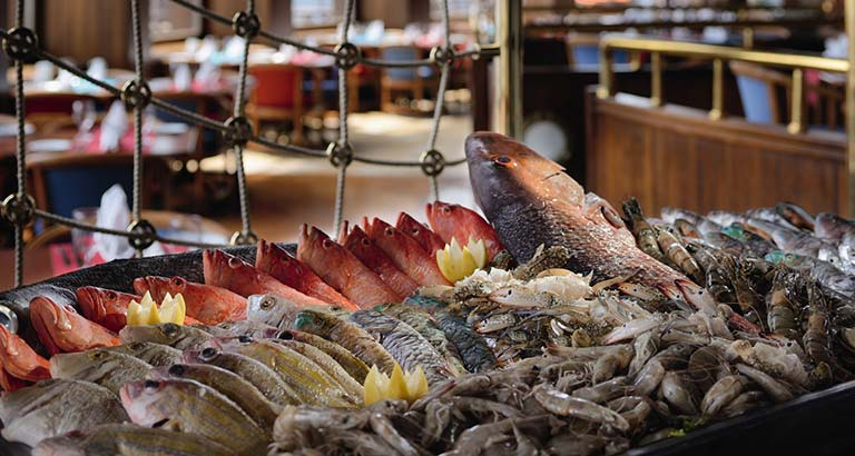 Seafood Night at Mövenpick Hotel Bahrain
