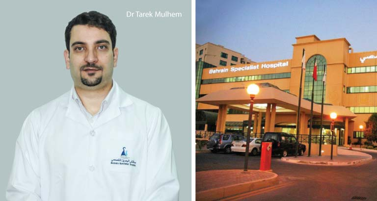 A Safe Pair of Hands | Dr Tarek Mulhem