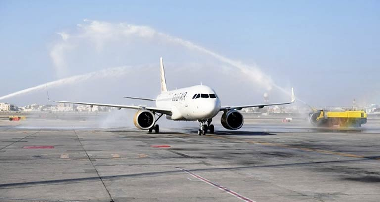Gulf Air Receives First Airbus A320neo