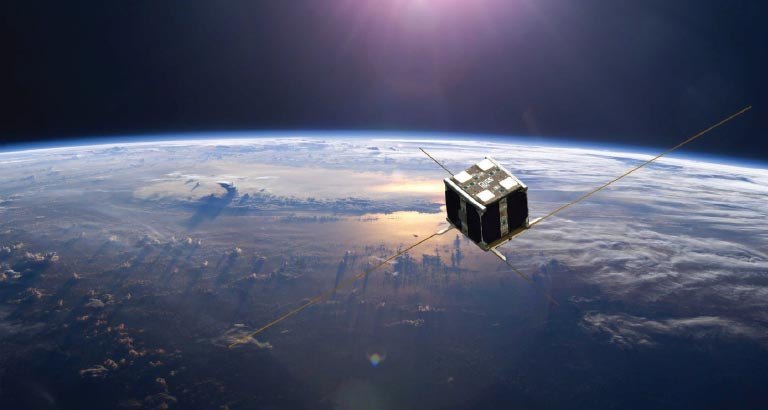 Space Satellite for 2020 Launch