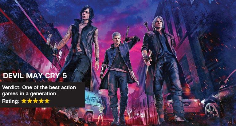 Games Review - April 2019