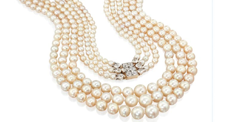 Pearls On Show