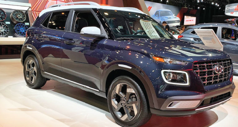 SUV Debuts in New York