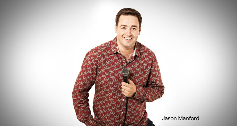 You're 'Avin'a Laugh - Jason Manford