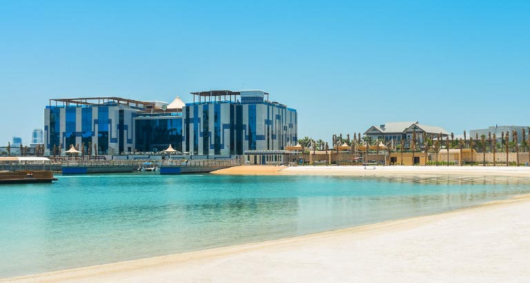 the reef clubhouse and lagoon beach bahrain news