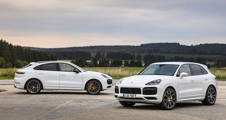 Introducing Porsche's New Flagship Models
