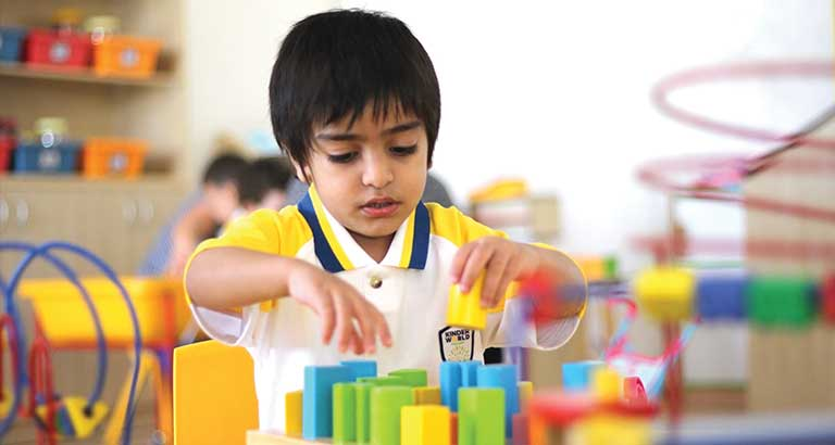 kinder world preschool bahrain