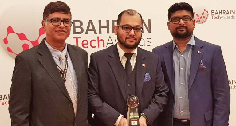 Tech Triumph - Bahrain TechAwards 2019