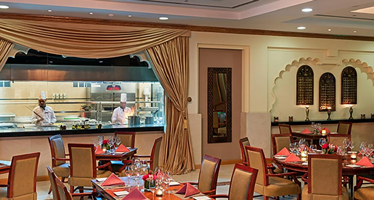 Spices Restaurant, at the Crowne Plaza Bahrain