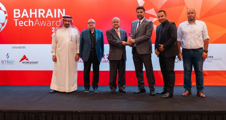 bahrain tech award 2019
