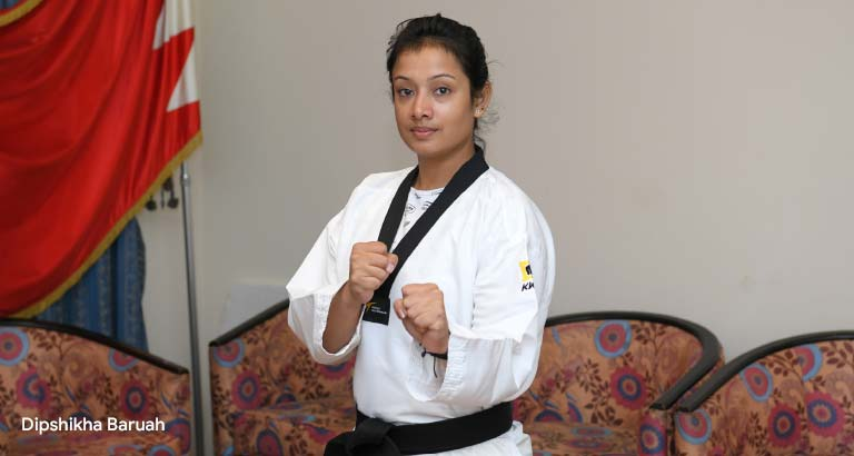 Dipshikha Fighting in Bahrain