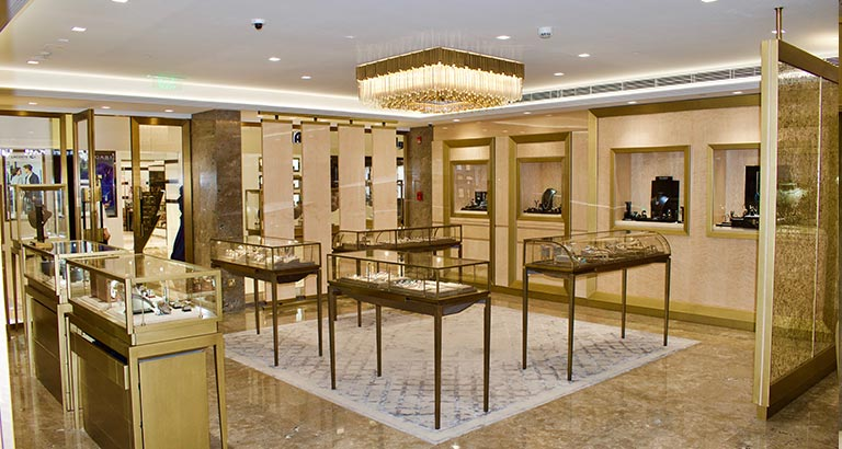 Asia Jewellers - Leading Brand Expands