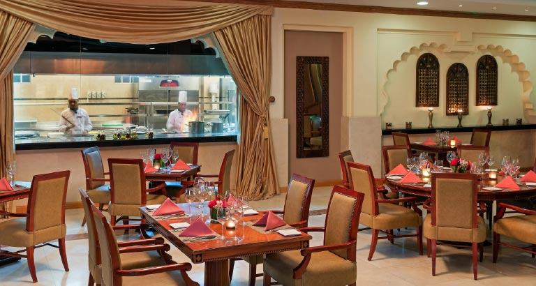 Spices Indian Restaurant Crowne Plaza Bahrain