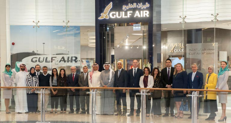 gulf air bahrain flying high