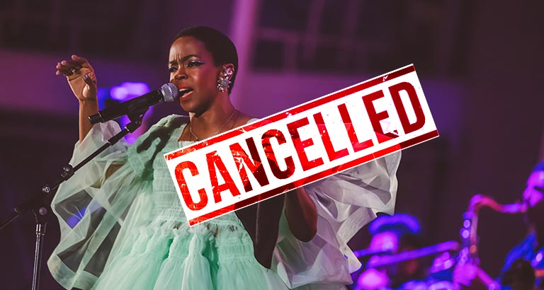 Spring of Culture Lauryn Hill Concert Cancelled