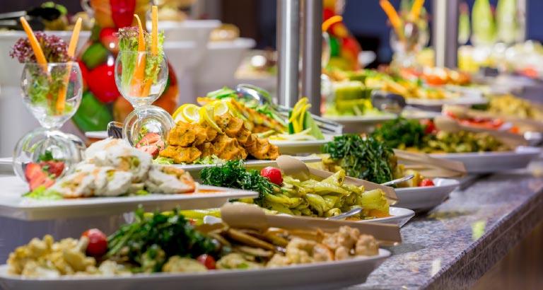 Samavar restaurant at Ramada by Wyndham Manama City Centre