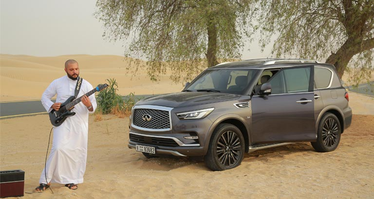 Motoring giant INFINITI Bahrain launches