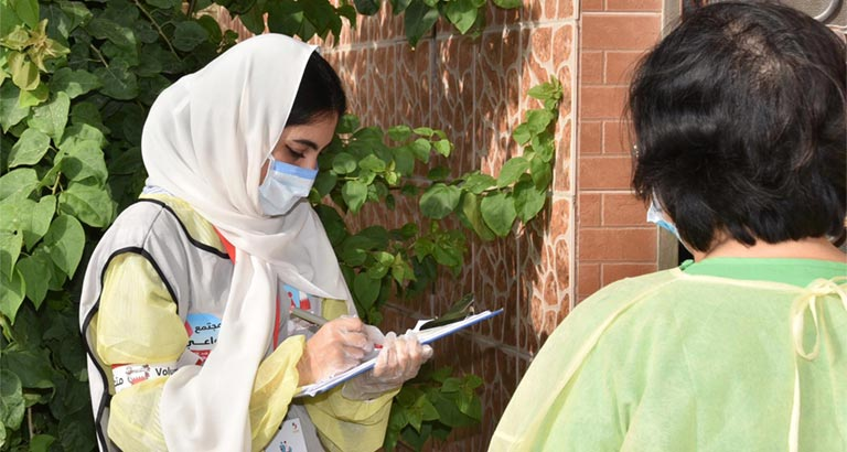 'Together for Bahrain's Safety' Supports 850 Families in a Week