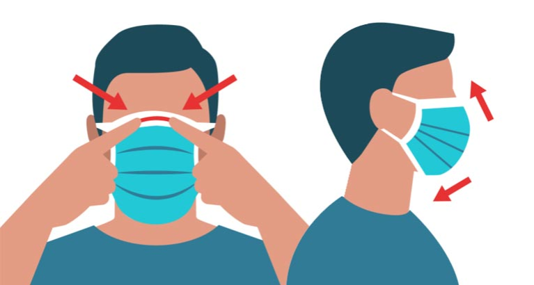 How to Make Your Own Protective Mask in Bahrain