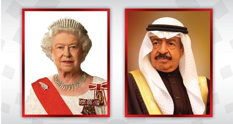 HRH Premier Congratulates Queen Elizabeth II on Her Birthday