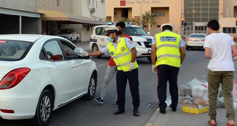 16,000 Ramadan Meals Distributed by Governorates and Police Departments