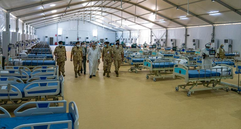 Ministry of Health Expands Capacity of COVID-19 Isolation and Quarantine Centres