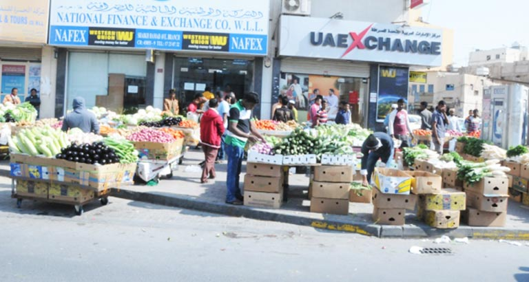 Capital Municipality Removes 468 Street Vendors' Stalls