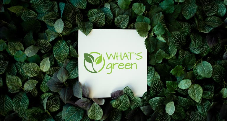 What's Green - June 2020