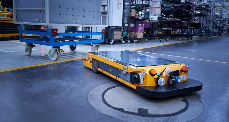 Faster, Smarter Robots