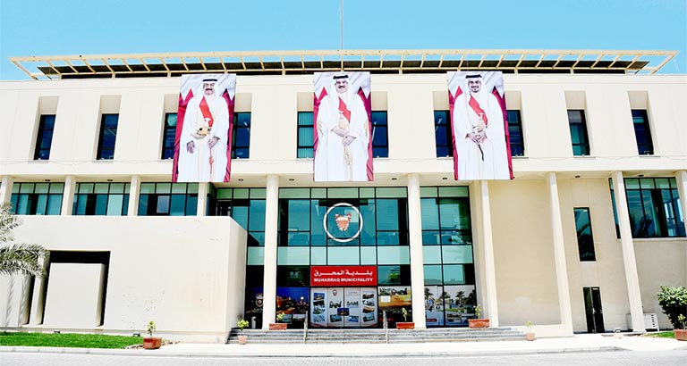 Muharraq Municipality to be Closed from July 5-23 for Maintenance and Disinfection