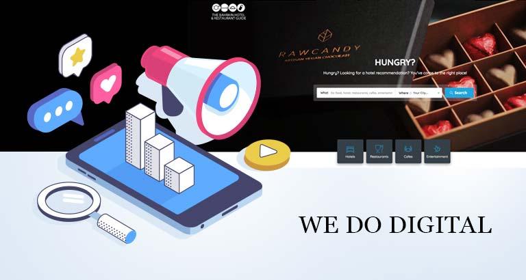 We do Digital