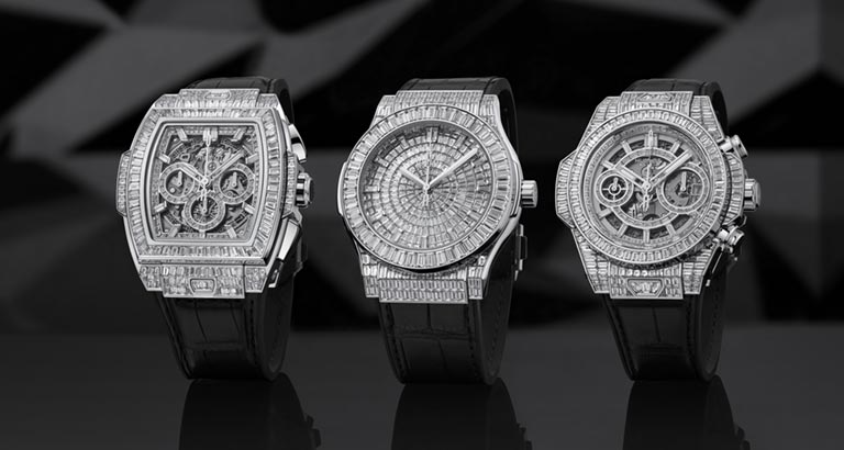 Hublot Launches Stunning Haute Joaillerie Collection 2020