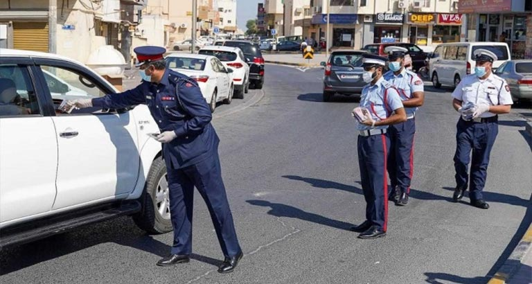 Southern Governorate Distributes 10,000 Face Masks