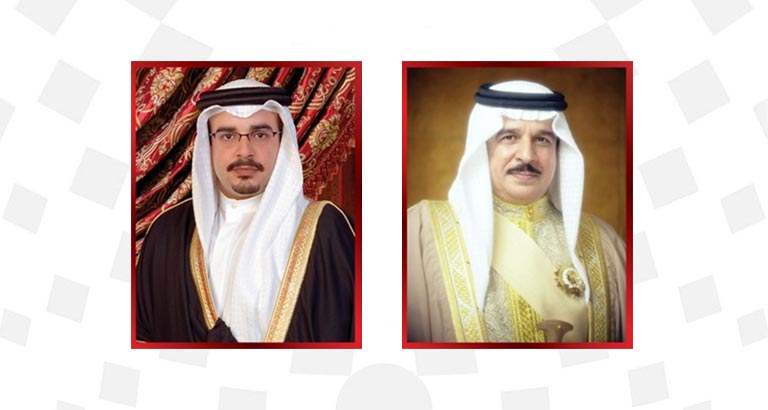 HM King Hamad receives HRH Crown Prince and Prime Minister, praises GCC Summit's important resolutions, recommendations