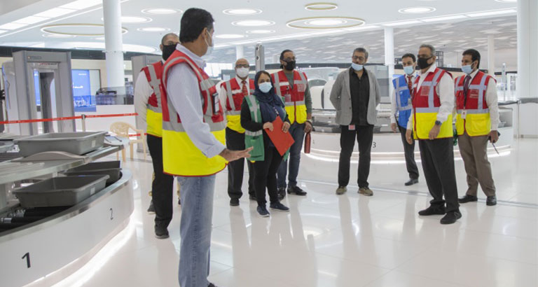Full Evacuation and Repopulation trial completed ahead of Bahrain airport opening