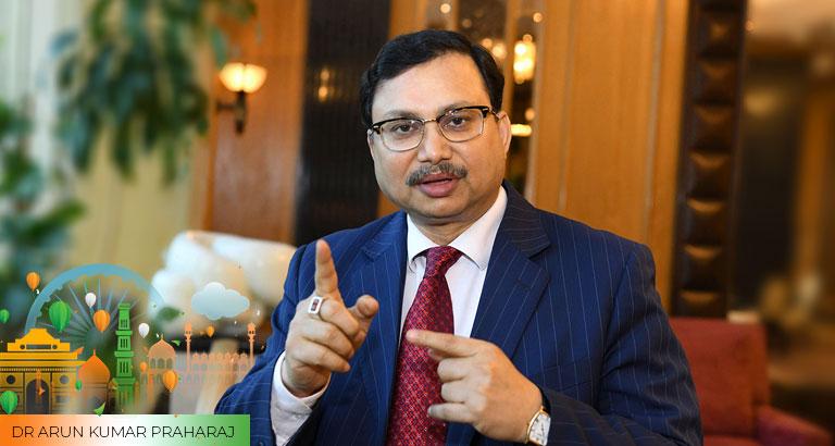Dr Arun Kumar Praharaj Bahrain