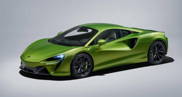 The Ultimate High-performance Hybrid Supercar